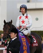 昨年Vのミッキーロケットが日経新春杯連覇を狙う