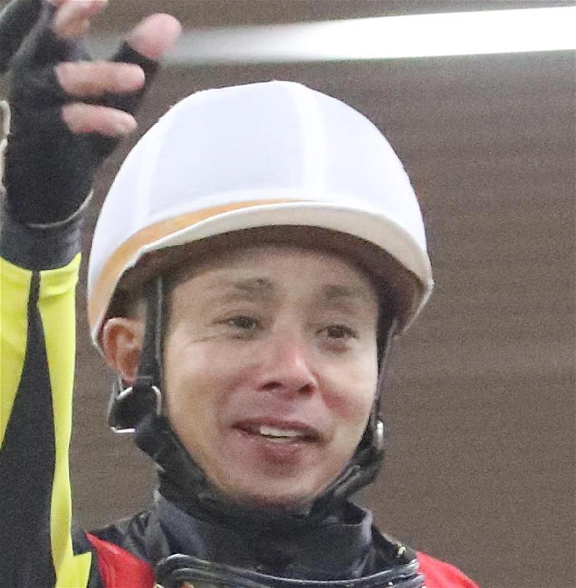 岩田康誠騎手が25日から騎乗停止 - サンスポZBAT!競馬